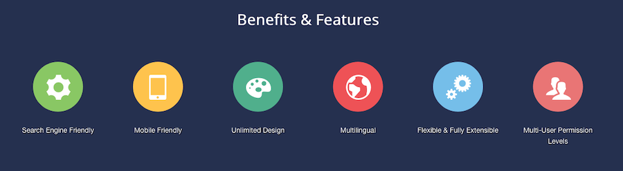 Benefits and Features
